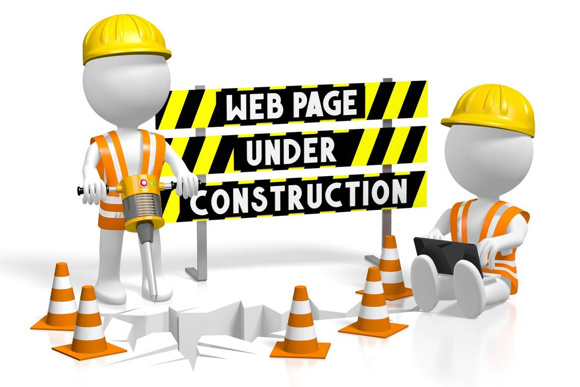 webpageconstruction